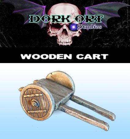 wooden-cart