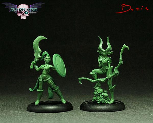 nightmare-creatures-female-warriors